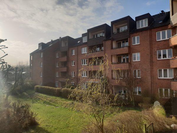 WEG – Verwaltung mit 53 Wohnungen in Hamburg – Niendorf