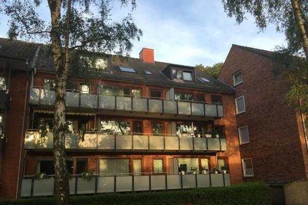 Verkauf 3 Zimmerwohnung in Hamburg - Lokstedt